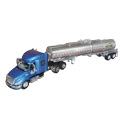 Die-Cast International Model Toy Truck with Sanitary Tanker