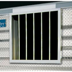 Merritt Cab Rack 22 X 25 Inch Jail Bar Window
