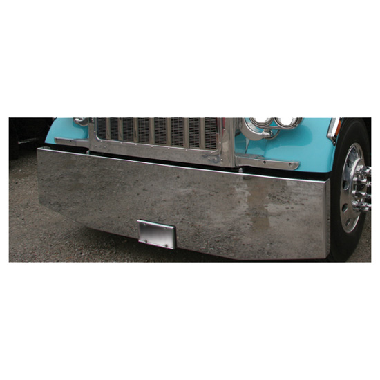 Valley Chrome Bumpers : Valley chrome in to ust tapered boxed end bumper