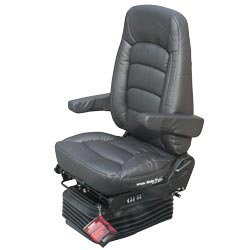 Bostrom Wide Ride II Seat Low Base with High Back