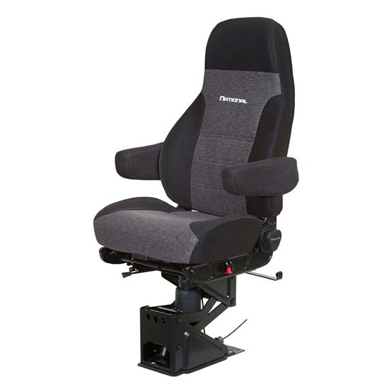National Captain Standard Base High Back Air Seat With