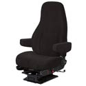 National Captain Lo Low Base High Back Air Seat With Armrests