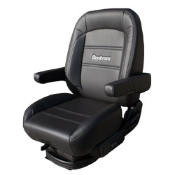 Bostrom Pro Ride Lo Profile Mid Back Seat