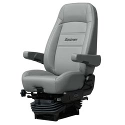 Bostrom Pro Ride Standard Profile Seat w/ Armrests