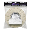 Zephyr White Airway Wheel w/ White Rouge Bar