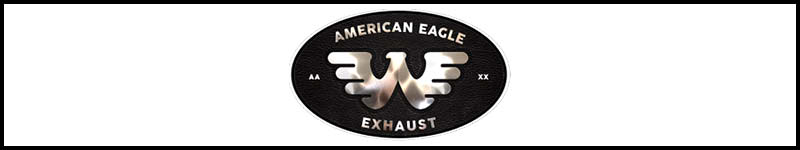 Shop All American Eagle Exhaust Kits