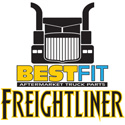 Best Fit Exhaust Kit - 7in - Freightliner FLD and Classic