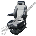Knoedler Air Chief - Synthetic Leather Seat - Standard Base
