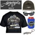 CSM Merch Set With Black 4 State Trucks T-Shirt & CSM Beanie