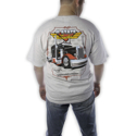 Grey 4 State Trucks T-Shirt
