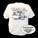 35 Years & Your Partner In Shine Needle Nose Peterbilt T-Shirt