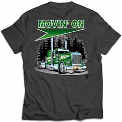 CSM Movin On Short Sleeve T-Shirt