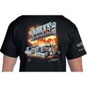 GBATS 2X Tee Shirt Adult Black