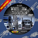 2014 Wheel Jam Truck Show DVD - 107 Minute Run Time