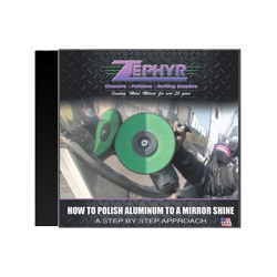 How To Polish Aluminum DVD