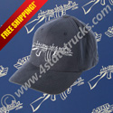 Chrome Shop Mafia Flex Fit Hat - Navy
