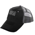 Chrome Shop Mafia Hat - Black & Gray