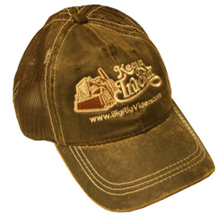 Brown Big Rig Videos Hat
