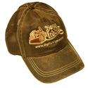 Keep On Truckin Brown Big Rig Videos Hat