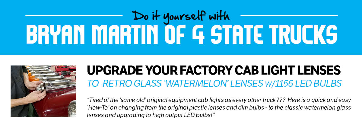 Click to Read More on Cab Light How-To