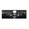Diesel Life 48 X 15 Inch Full Back Window Decal