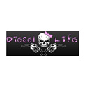 Diesel Life Ladies 8 Inch Decal