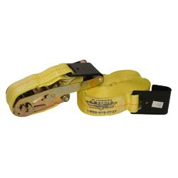 Cargo Strap With Hook & Ratchet 2 Inch X 30 Feet (Case Of 10)