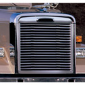 Stainless Steel Grille Surround Kit Fits Freightliner FL132 Classic XL
