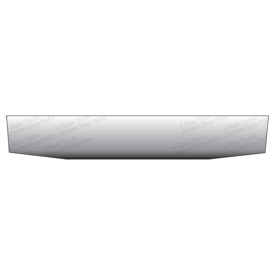 Valley Chrome 20in Tapered UST Blind Mount Bumper