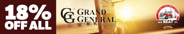 Grand General 18% Off
