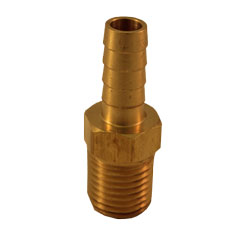 Brass Male Hose Connector