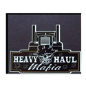 Black Heavy Haul Mafia Decal