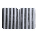Stainless Steel Grille Insert With Bug Screen Fits International 5900 & 9900