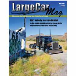 May - June 2018 Issue Of The Large Car Magazine
