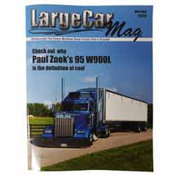 May - June 2019 Issue Of Large Car Magazine