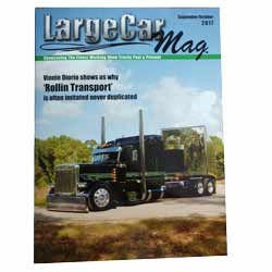 "September - October 2017 Issue Of The ""LargeCarMag"""