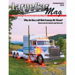 LargeCar Magazine September/October 2018
