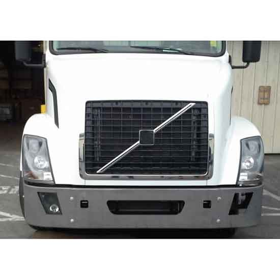 Volvo Semi Truck Parts >> Volvo VNL Version 2 Chrome Bumper With Tow, Vent & Fog ...