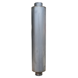 9 Inch Diameter Muffler With 5 Inch Inlet & Outlet