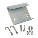 Merritt 233 & 384 Tire Chain Carrier Mounting Kit