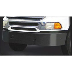 Sterling A9513 Stainless Steel 14 Inch Black Powder Coated Bumper