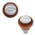 Rockwood Wood Pin Style Trailer Knobs Fits Peterbilt