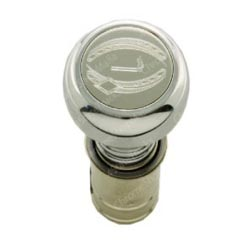 Rockwood Chrome Lighter Knob with Element