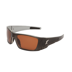 Vengeance Premium Sunglasses Smoke Grey/Copper Lenses