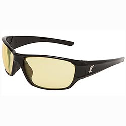Velocity Premium Sunglasses Black/Yellow Lenses