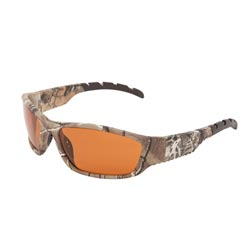 Venom Premium Sunglasses Realtree Xtra/Copper Lenses
