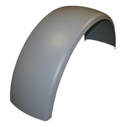 Aluminum Front Fender For Peterbilt 379
