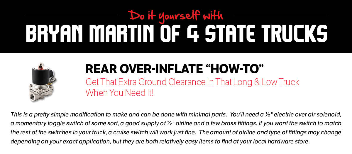 Click to Read More on Rear Over-Inflate How-To