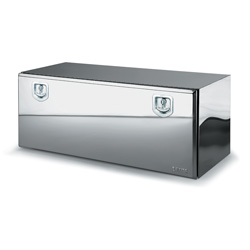 Bawer Stainless Steel Tool Box 60 Inch x 24 Inch x 18 Inch