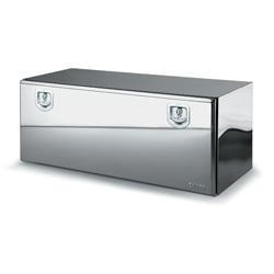 Bawer 48 X 24 X 24 Inch Stainless Steel Tool Box With Single Door